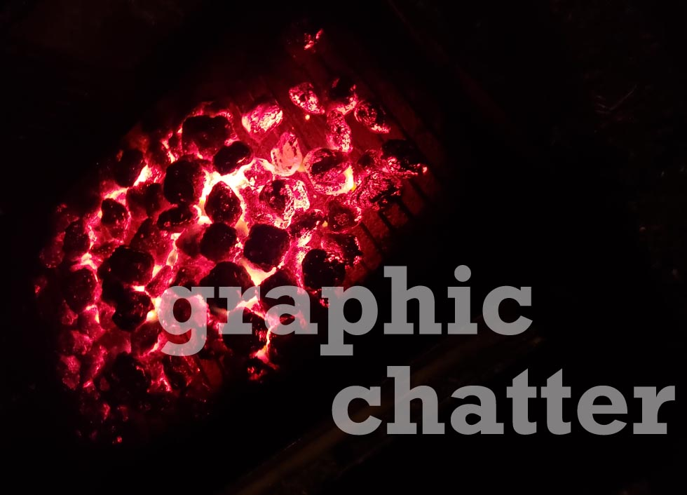 Graphic Chatter Coals